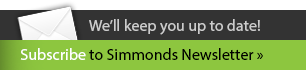 Subscribe to Simmonds Newsletter